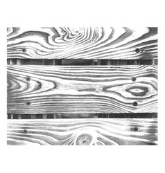 wooden texture black white wood grain background vector image