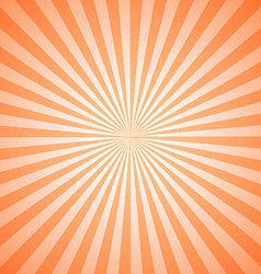 Vintage geometric radial lines sunburst pattern vector