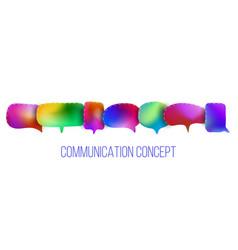 Creative communication vector