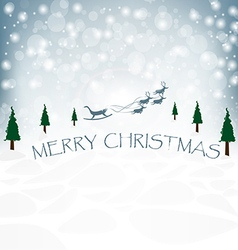 Abstract christmas design vector