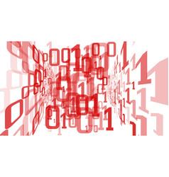 Algorithm machine learning digital cyberspace vector