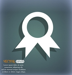 Award Prize for winner icon symbol on the vector image