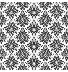 Damascus pattern Seamless vintage background vector