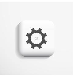 Icon configuration option deign vector