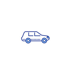 Monorail creative icon from transport icons vector