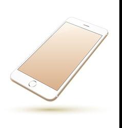 Smartphone realistic vector