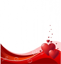 valentines vector image