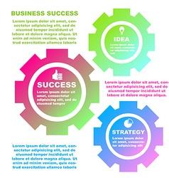 BusinessIdea-02 vector image
