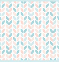 Scandinavian floral seamless pattern vector