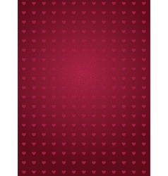Abstract hearts background2 vector image