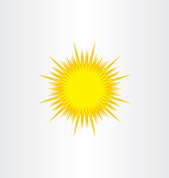 Energy solar sun icon symbol element sign vector