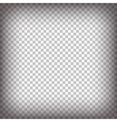 Grey Checkered Background vector image