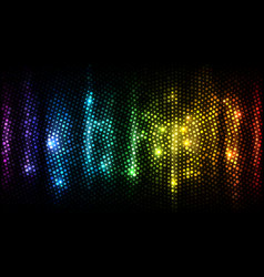spectrum abstract background vector image