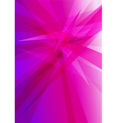 Dynamic Purple Background vector image vector image