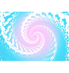 abstract background with a swirl vector image