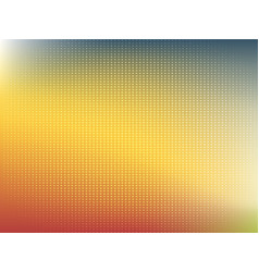 abstract dot blur unfocused style background dot vector image