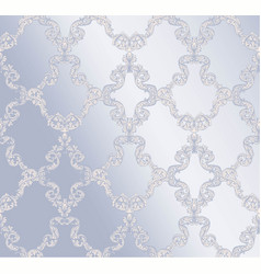 baroque paper pattern background rich imperial vector image