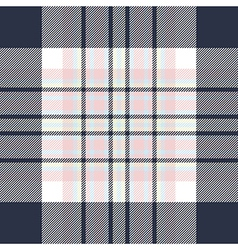 Check fabric texture seamless pattern vector