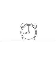 Clock with arrows icon on white background vector
