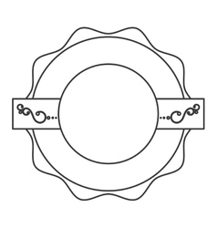 Label stamp tag seal vector image