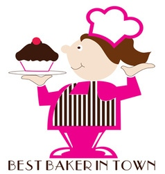 Best Baker vector