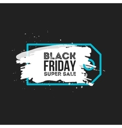 Black Friday Sale Abstract background Grunge vector