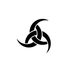 Religion symbol odin icon element of religion vector