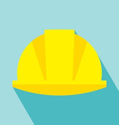 Construction Helmet Icon vector