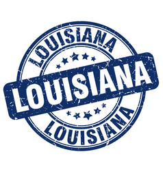 Louisiana stamp vector