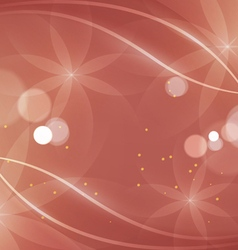 Abstract Floral Old Rose Background for Design vector