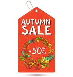 season shopping vector image