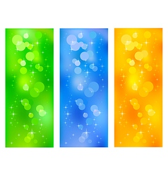 bright diffuse background vector image