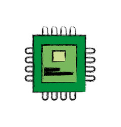 Circuit board processor and chip engineering and vector