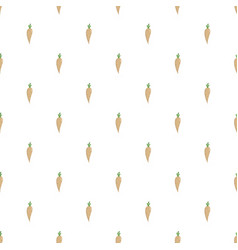 Parsnip pattern seamless vector