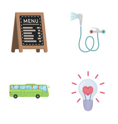 business tourism hygiene and other web icon in vector image
