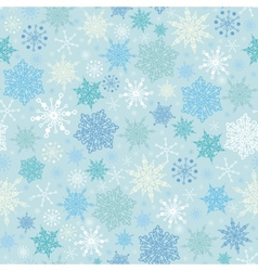 Falling Snow Seamless Pattern Background vector