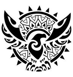 Maori vector