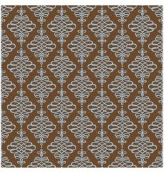 loop pattern vector image vector image