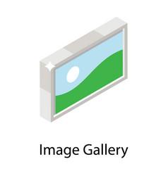 Image gallery vector