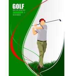 Al 1004 golf 03 vector