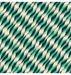Fragmentary rhombus print vector
