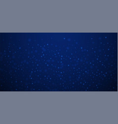 Sparse glowing snow christmas background subtle f vector