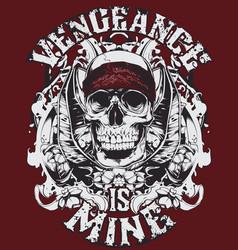 Vengeance is mine vector