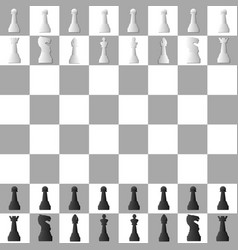 Chessborad vector