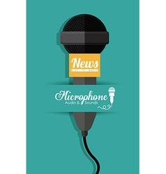 Broadcasting design vector