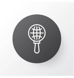 world exploration icon symbol premium quality vector image