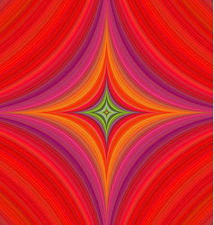 Abstract psychedelic quadratic background design vector