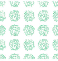 Ethnic boho hand drawn seamless floral patterns vector