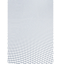abstract 3d linear mesh background abstract vector image