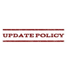 Update policy watermark stamp vector